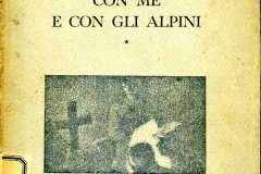 Con me con gli alpini Einaudi 1943