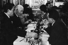 Cagnoni rist Bella Napoli londra 1960