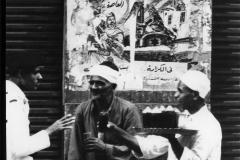Giaccone venditore di tè