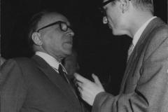 Giorgio La Pira, Raniero La valle