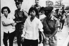 Terzani arresti durante scontri Hong Kong