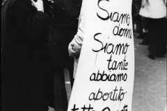 """83-Guido-Albonetti-""""Siamo-donne-siamo-tante-abbiamo-abortito-tutte-quante""""-mm.-240x180"""