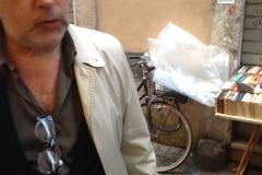 Abbate-Fulvio-scrittore-via-della-Reginella-