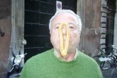 Bonito-Oliva-Achille-critico-darte-via-della-Reginella-2005-