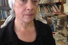 Rapson-Sarah-artista-il-museo-del-louvre-2020-