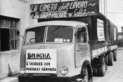 35 G foto Avanti!-Archivio Bologna 9 apr. 1955 Camera del Lavoro