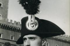 45 Carabinieri a Piazza Venezia. Roma roma