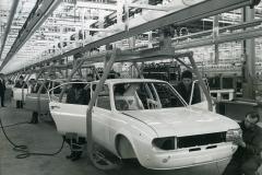 57 Almanacco d'Italia. Stabilimento Alfa-Romeo-Alfasud di Pomigliano d'Arco 25 mar. 1972