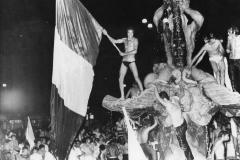 91 Team. LìItalia campione del mondo di calcio. 1982