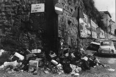 93 Ag. Contrasto Rifiuti al Vomero. Napoli