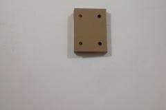 11pausa tra parete  sinistra e quella destra.a introdurre la destra,con prevalenza di cartone marrone