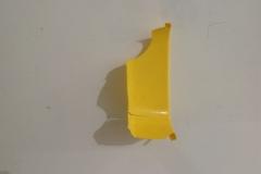 5 inizio della mostra parte di tinozza rotta cosi trovata in casa