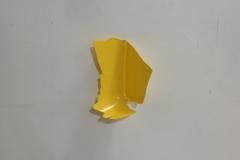 6 plastica di tinozza dentata seconda coppia dell'installazione