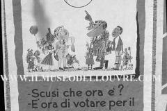 A7-976.Roma-maggio-1953Manifesti-in-lotta-ovvero-aspetti-della-propaganda-elettorale-per-le-politiche-del-7-giugno-1953jpg