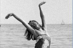 Oriana Fallaci Venezia 1962