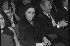 Patty Pravo con Linda Wolf al teatro Sistina Italy's News Photos di Guglielmo Coluzzi
