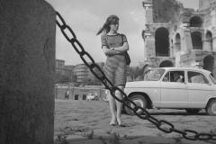 Francoise Hardy a Roma Italy's News Photos di Guglielmo Coluzzi