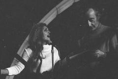 Dalida a Canzonissima Italy's News Photos di Guglielmo Coluzzi