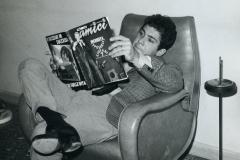 Paul Anka alla RCA Italy's News Photos di Guglielmo Coluzzi
