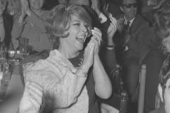 Lionel Hampton al Piper e Jula De Palma Italy's News Photos di Guglielmo Coluzzi