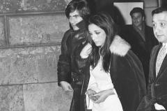 Mall dei Primitive con la fidanzata Francesca Farinacci Italy's News Photos di Guglielmo Coluzzi