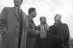Il Quartetto Cetra Italy's News Photos di Guglielmo Coluzzi