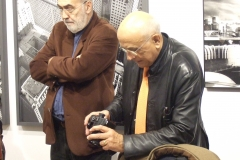 Gabriele Basilico e Franco Fontana