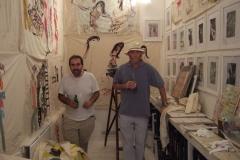 Giancarlo Benedetti e Francesco De Gregori