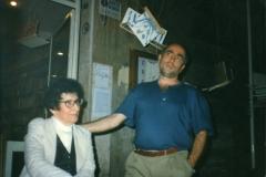 Giovanna Bemporad e Gino Scartaghiande1996