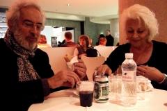 Mimmo Jodice e la moglie paris pgotos 2009