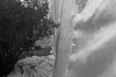 V. Biffani Christo The Wall, wrapped Roman Wall via Veneto & villa Borghese, Rome 28 gennaio 1974-65