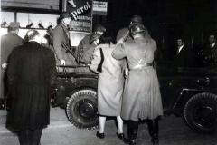 1950 22 marzo Disordini a Roma per lo sciopero  generale