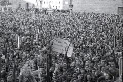 1950 8 marzo Manifestazione della Donna