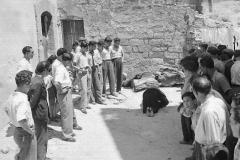 1950 luglio L'uccisione bandito Salvatore Giuliano