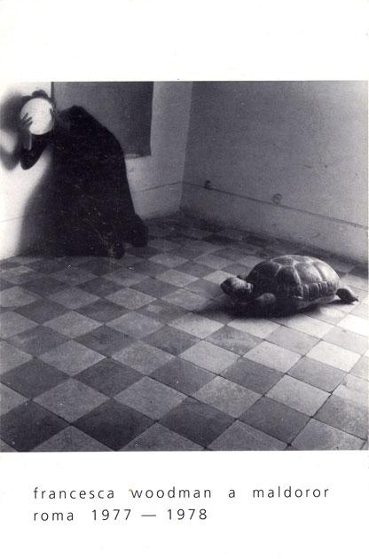 Francesca Woodman a Maldoror 1977-1978