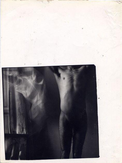 "Francesca Woodman ""Benjamin1977-1978"""