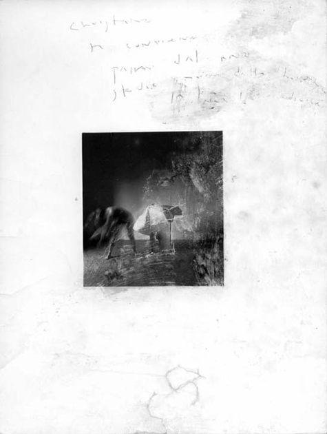 "Francesca Woodman ""Nuvola mediocre"" Roma 1977-78"