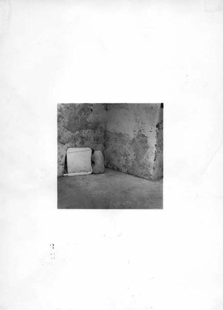 """Francesca Woodman """"Self-deceit # 6, Roma 1978″iuFrancesca"""