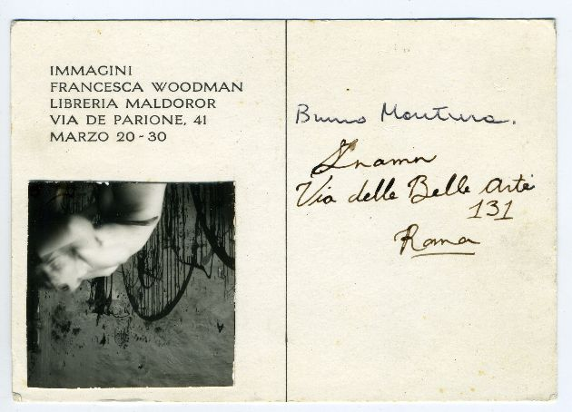 Francesca Woodman, immagini 1978