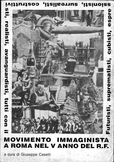 Movimento Immaginista a Roma nel V anno del R.F.