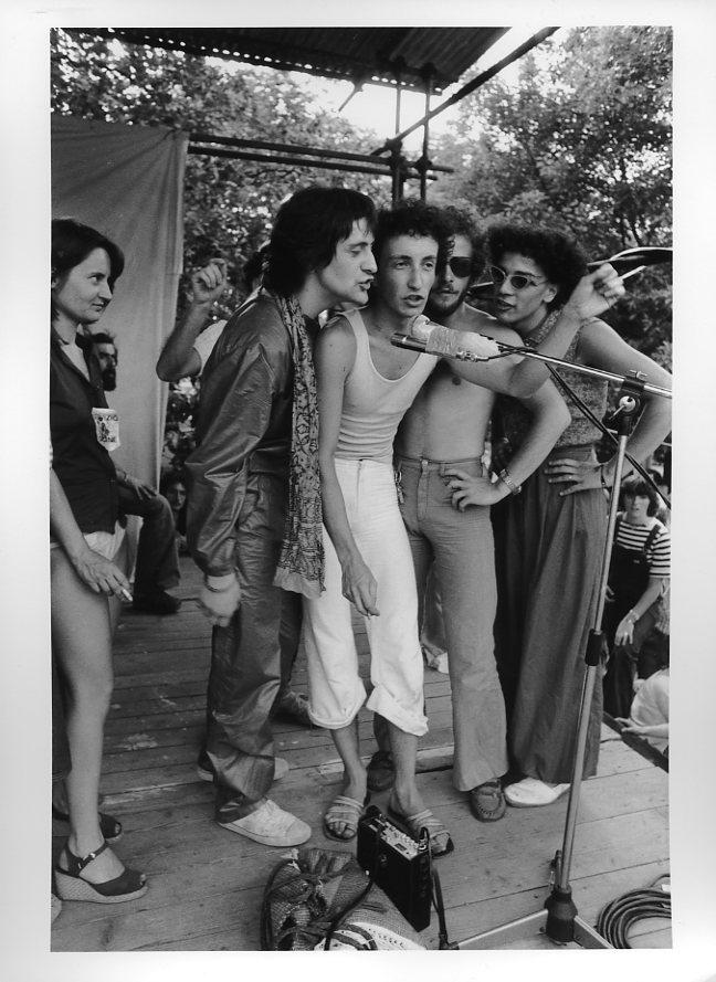 """""""Parco Lambro 1976. La festa … nuda e cruda Milano. 27 giugno 1976"""""""