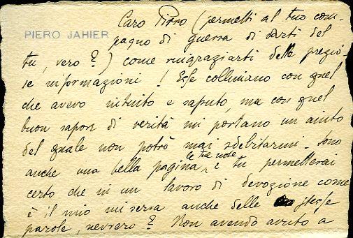 Documenti della Grande Guerra: il carteggio Marconi (1912-1924)