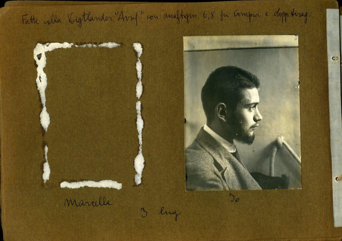 FEDERICO FERRERO  – Un secolo di foto di famiglia